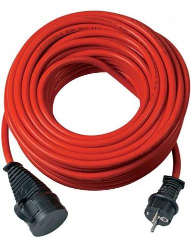 Kabel przedłużający BREMAXX  czerwony...